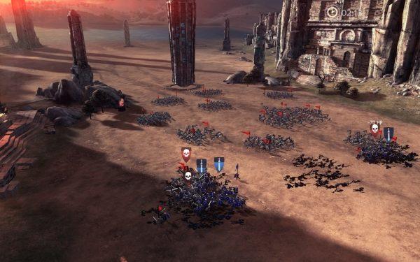 Скачать Dawn of Titans для Андроид