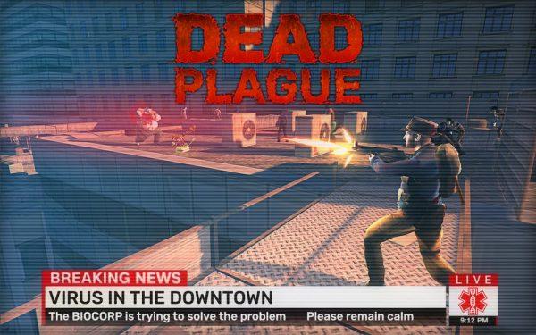 Скачать DEAD PLAGUE: Zombie Outbreak для Андроид