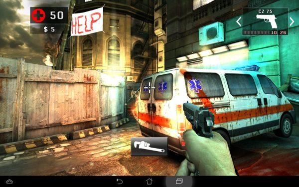 Скачать DEAD TRIGGER 2 для Андроид