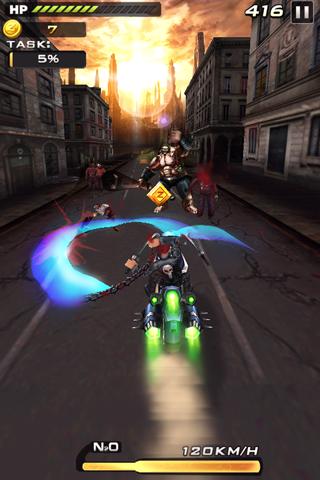 Death Moto 2 для Андроид