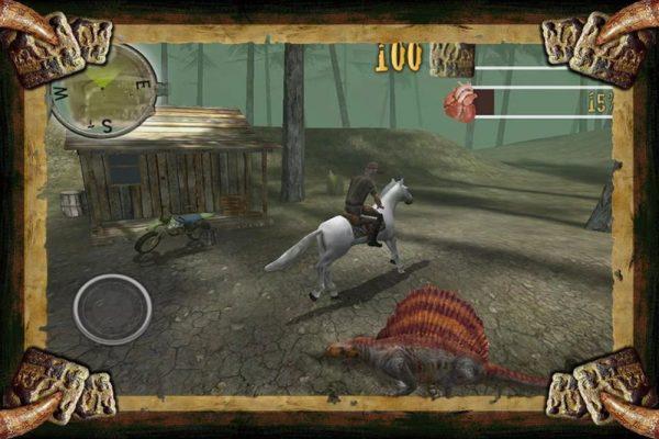 Скачать Dino Safari 2 для Андроид