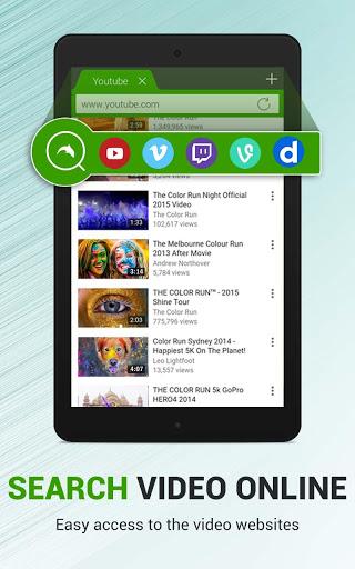 Скачать Dolphin Video — Flash Player для Андроид