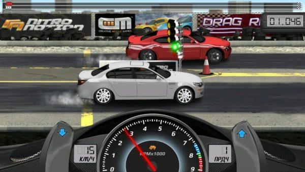 Скачать Drag Racing Classic для Андроид