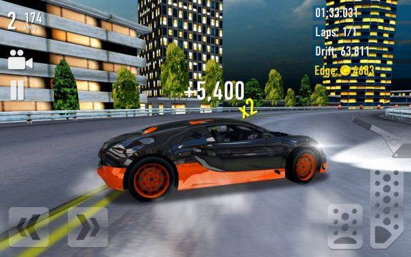 Скачать Drift Max City для Андроид