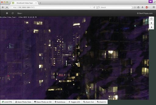 Скачать DroidCam Wireless Webcam для Андроид