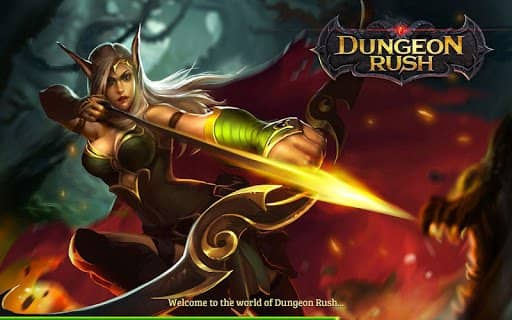 Скачать Dungeon Rush для Андроид