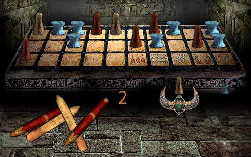 Скачать Египетский Сенет (Игра Египет) для Андроид