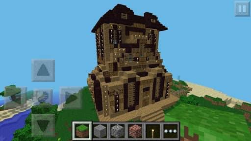 Скачать Эпическая Minecraft PE замок 2 для Андроид