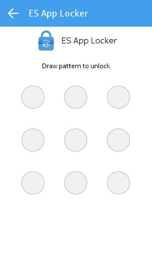 Скачать ES App Locker для Андроид