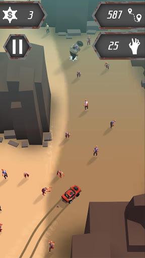 Скачать Evil Car: Zombie Apocalypse для Андроид