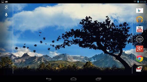 Скачать Falling Leaves для Андроид