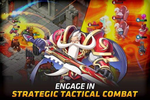 Скачать Fantasy War Tactics для Андроид