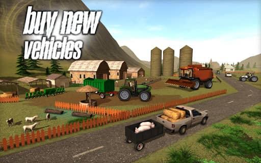 Скачать Farmer Sim 2015 для Андроид