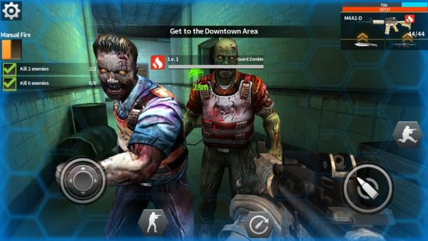 Скачать Fatal Raid для Андроид