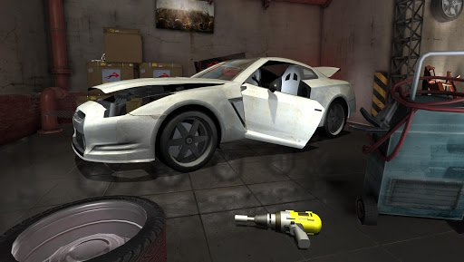 Скачать Fix My Car: Garage Wars LITE для Андроид