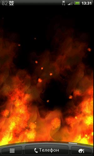 Скачать Flames для Андроид