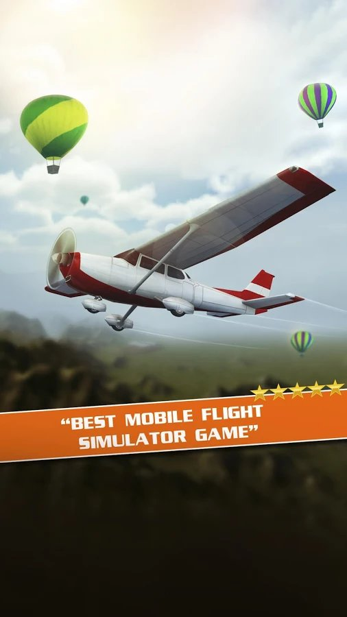 Скачать Flight Pilot Simulator 3D для Андроид