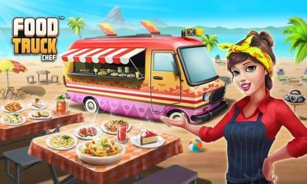 Скачать Food Truck Chef для Андроид