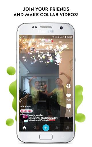 Скачать Funimate Video Effects Editor для Андроид