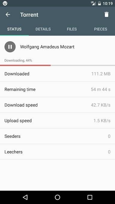 Скачать FuTorrent Pro для Андроид