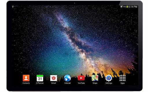 Скачать Галактика 3D для Андроид
