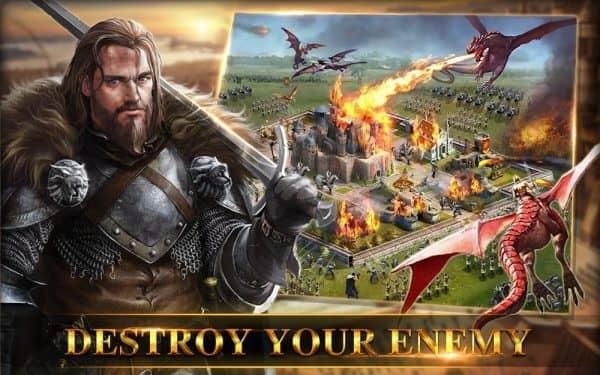 Скачать Game of Kings: The Blood Throne для Андроид
