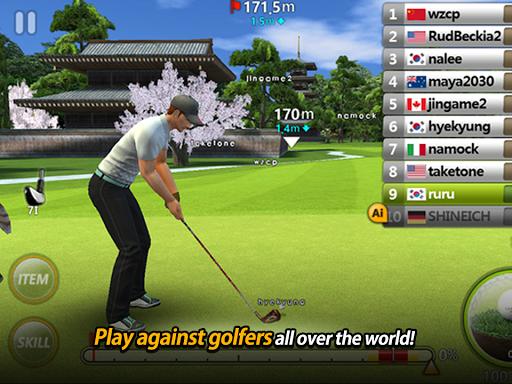 Скачать Golf Star для Андроид