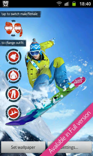 Good Point: Snowboarding Free для Андроид