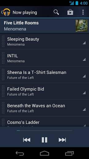 Скачать Google Play Музыка для Андроид