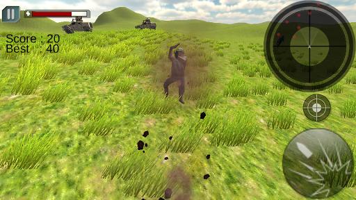 Скачать Гора снайпер стрельба 3D для Андроид