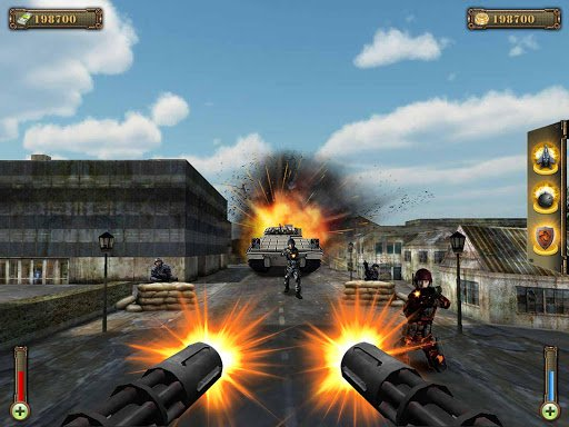 Скачать Gunship Counter Shooter 3D для Андроид