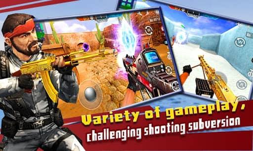 Скачать Gun Strike:Zombie Fronts для Андроид