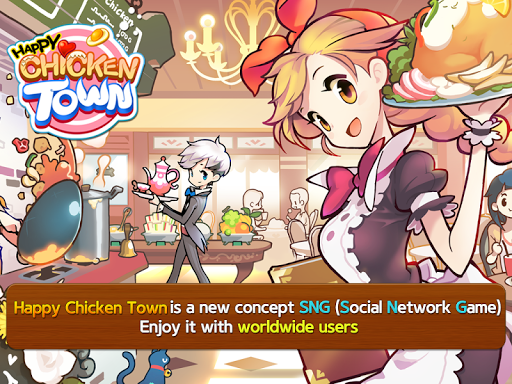 Скачать Happy Chicken Town для Андроид