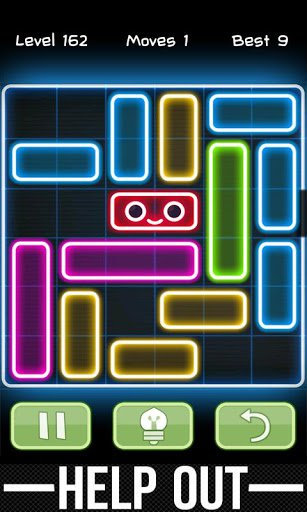 Скачать HELP OUT — Blocks Game для Андроид