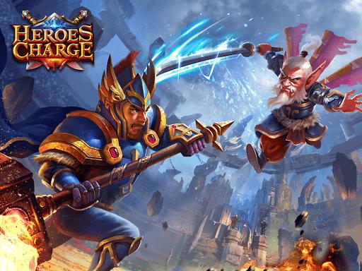Скачать Heroes Charge для Андроид