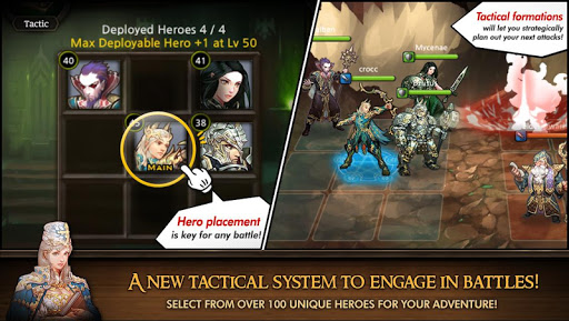 Heroes of Atlan для Андроид