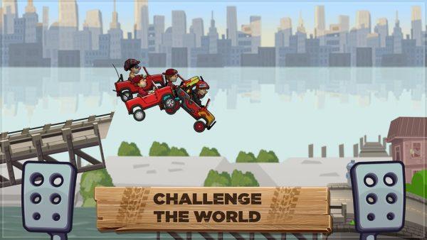 Скачать Hill Climb Racing 2 для Андроид