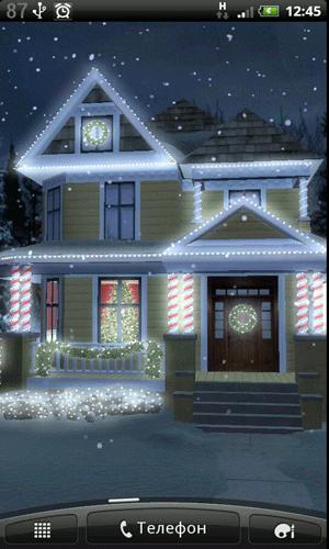 Скачать Holiday Lights для Андроид