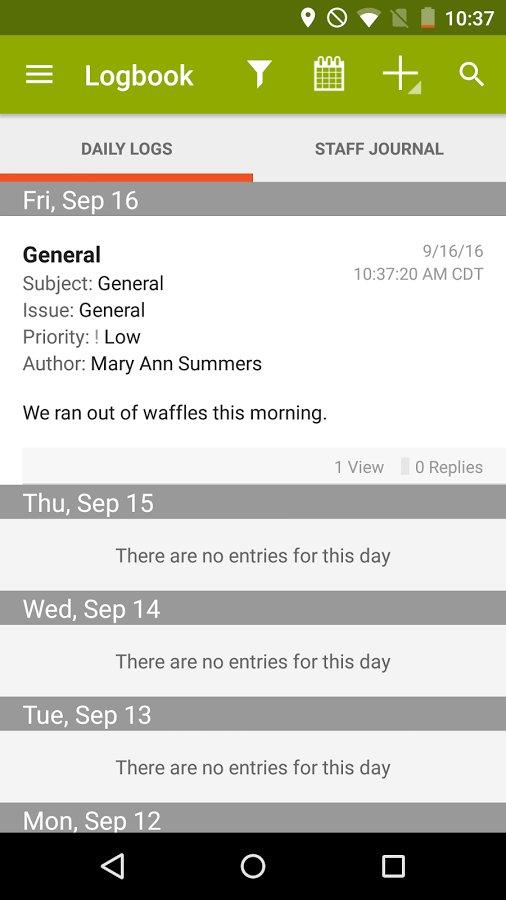 Скачать HotSchedules для Андроид