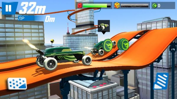 Скачать Hot Wheels: Race Off для Андроид