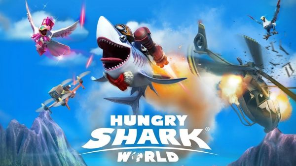 Hungry Shark World для Андроид