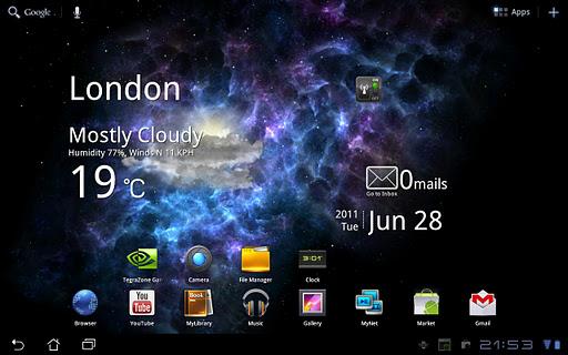 Скачать Ice Galaxy для Андроид