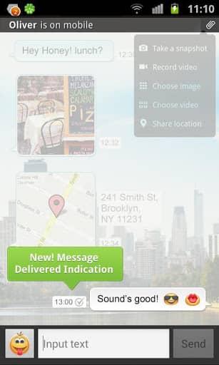 Скачать ICQ Mobile для Андроид
