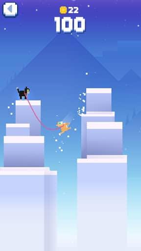 Скачать Icy Ropes для Андроид
