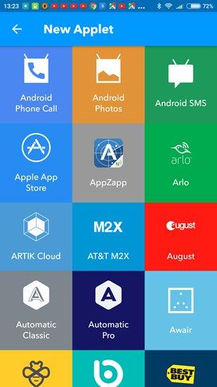 Скачать IFTTT для Андроид