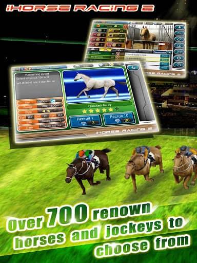 Скачать iHorse Racing 2 для Андроид