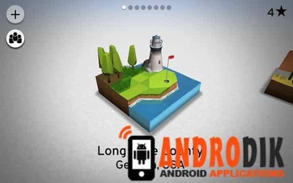 Скачать OK Golf — попадите в лунку! для Андроид