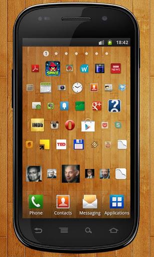 Скачать Imgy Widgets для Андроид