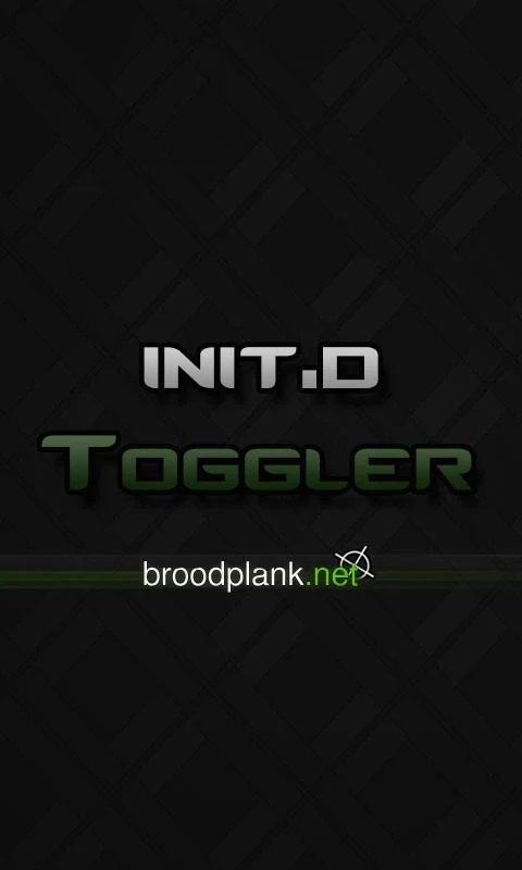 Скачать Init.d Toggler для Андроид
