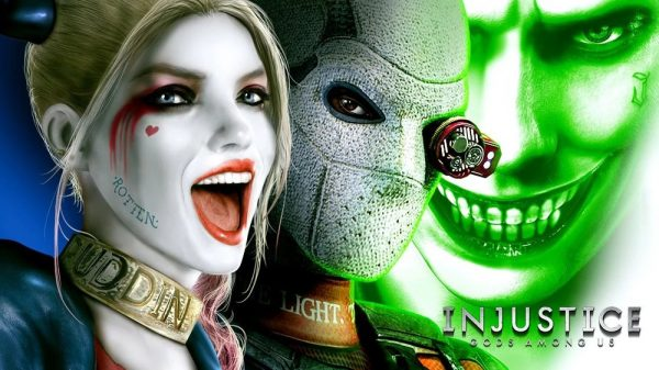 Скачать Injustice: Gods Among Us для Андроид